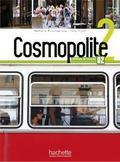 Nathalie Hirschsprung, Tony Tricot - Cosmopolite 2 podręcznik +DVD HACHETTE