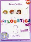 Hugues Denisot, Marianne Capouet - Les Loustics 3 ćwiczenia + CD HACHETTE