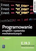 Witold Krieser - Programowanie urządzeń i systemów mechatron. E19.3