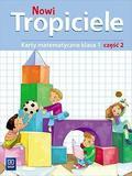 Elżbieta Burakowska - Nowi Tropiciele SP 1 Matematyka ćwiczenia cz.2