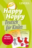 Opracowanie zbiorowe - Happy Hoppy fiszki dla dzieci. Niemiecki cz. 1 - Cechy i relacje