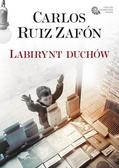 Zafon Carlos Ruiz - Labirynt duchów (okładka miękka)