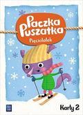Anna Borchard, Joanna Marcinkiewicz - Paczka Puszatka. Pięciolatek KP cz.2 WSiP