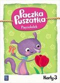 Anna Borchard, Joanna Marcinkiewicz - Paczka Puszatka. Pięciolatek KP cz.3 WSiP
