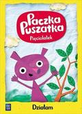 Anna Borchard, Joanna Marcinkiewicz - Paczka Puszatka. Pięciolatek Działam WSiP