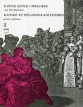Hoffman Jan, Rieger Adam - Dawne tańce i melodie na fortepian 2