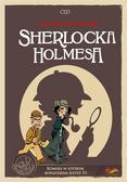 CED - Komiksy paragrafowe Cztery śledztwa Sherlocka