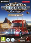 American Truck Simulator PC Gold Edition