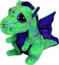 Beanie Boos CINDER green dragon