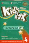 Kid`s Box 4 Presentation Plus. British English