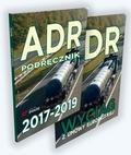 praca zbiorowa - ADR 2017-2019 podręcznik + wyciąg z umowy