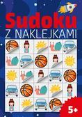 Sudoku z naklejkami 5+