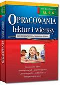 praca zbiorowa - Opracowania SP 4-6 lektur i wierszy w.2018 GREG