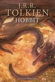 Tolkien J.R.R. - Hobbit. wersja ilustrowana