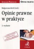Małgorzata Król - Opinie prawne w praktyce w.3