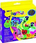 Ciasto-piasto Amos  fluo - 4 kolory
