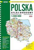 Atlas Polski 1:200 000 drogowy
