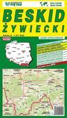 Beskid Żywiecki 1:61 000 mapa turystyczna PIĘTKA