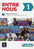 praca zbiorowa - Entre nous 1 Pod. z ćwiczeniami+ CD