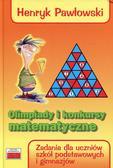 Henryk Pawłowski - Olimpiady i konkursy matematyczne w.2018