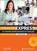 praca zbiorowa - Objectif Express 2 podręcznik + CD ROM HACHETTE