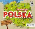 Opracowanie zbiorowe - Kapitan Nauka. Gra edukacyjna. Polska