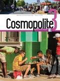 Nathalie Hirschsprung, Tony Tricot - Cosmopolite 3 podręcznik +DVD HACHETTE