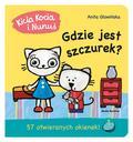 Anita Głowińska - Kicia Kocia i Nunuś. Gdzie jest Szczurek?