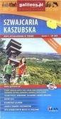 praca zbiorowa - Mapa turystyczna - Szawjcaria Kaszubska 1:50 000