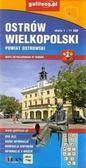 praca zbiorowa - Mapy dla aktywnych - Powiat Ostrowski 1:70 000