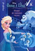 David Erica - Anna i Elsa Powrót do Lodowego Pałacu. Seria niebieska