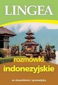 praca zbiorowa - Rozmówki indonezyjskie ze słownikiem i gramatyką