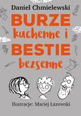 Chmielewski Daniel - Burze kuchenne i bestie bezsenne Chłopiec