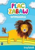 Katarzyna Kowalska, Beata Kamińska, Dorota Augsbu - Plac zabaw. Trzylatek Wyprawka WSiP