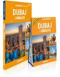 Cichy Antoni - Dubaj i okolice Light przewodnik + mapa. explore! guide light