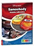 praca zbiorowa - Disney Uczy. Samochody. Książka odkrywcy