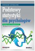 Szymczak Wiesław - Podstawy statystyki dla psychologów. Podręcznik akademicki