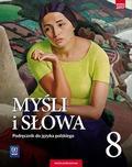 Ewa Nowak, Joanna Gaweł - J.Polski SP 8 Myśli i słowa Podr. WSiP
