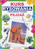 Jagielski Mateusz - Kurs rysowania. Podstawowe techniki. Pejzaż (wyd. 2018)