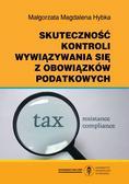 Hybka Małgorzata M. - Skuteczność kontroli wywiązywania się z obowiązków podatkowych