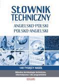 Łapiński Patryk (red.) - Słownik techniczny angielsko-polski polsko-angielski