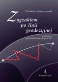 Adamczewski Z. - Zygzakiem po linii geodezyjnej. Geofelietony. Tom IV (październik 2010 – sierpień 2017)