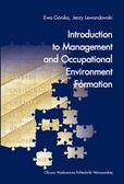 Górska E., Lewandowski J. - Introduction to Management and Occupational Environment Formation