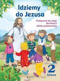 Opracowanie zbiorowe - Idziemy do Jezusa 2  podr.SP + CD JEDNOŚ