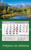 Kalendarz jednodzielny Lux 2019