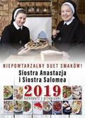 s. Salomea Łowicka FDC, s. Anastazja Pustelnik FDC - Kalendarz 2019 Niepowtarzalny duet smaków!
