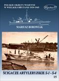 Borowiak Mariusz - Ścigacze artyleryjskie S-1 - S-4