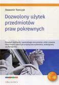 Tomczyk Sławomir - Dozwolony użytek przedmiotów praw pokrewnych