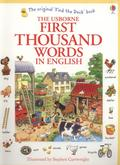 Amery Heather - First Thousand Words in English