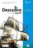 praca zbiorowa - Descubre A2/B1 podręcznik + CD DRACO